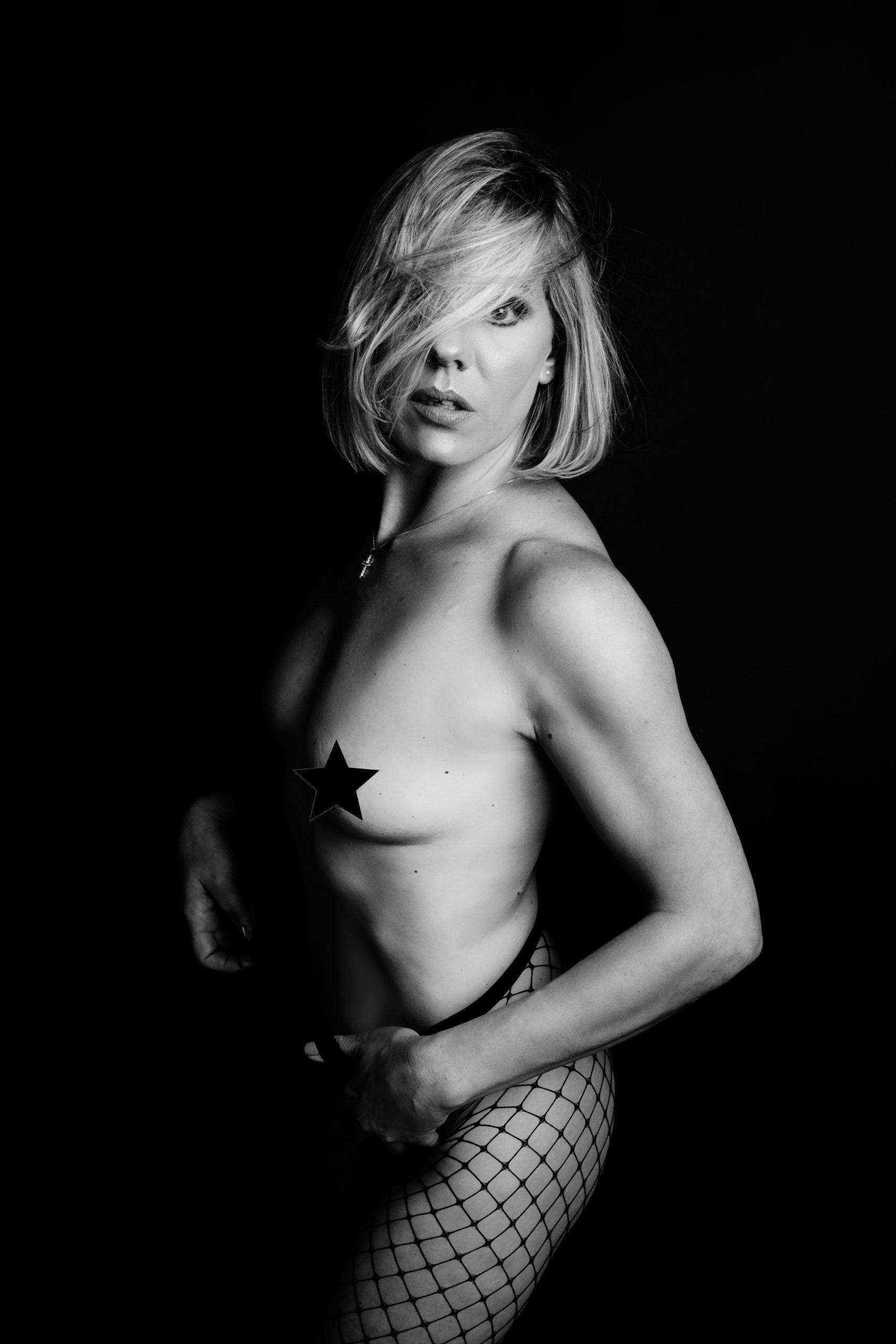 be bold; boudoir photography