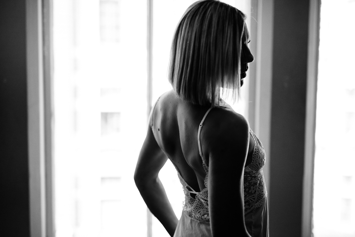 boudoir photography; be bold