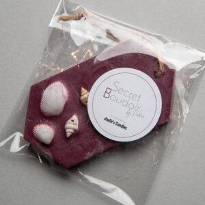 secret boudoir wax sachet